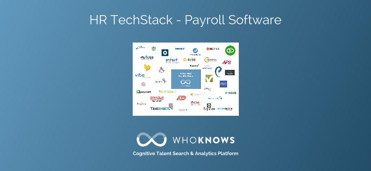 HR TechStack - Payroll Software